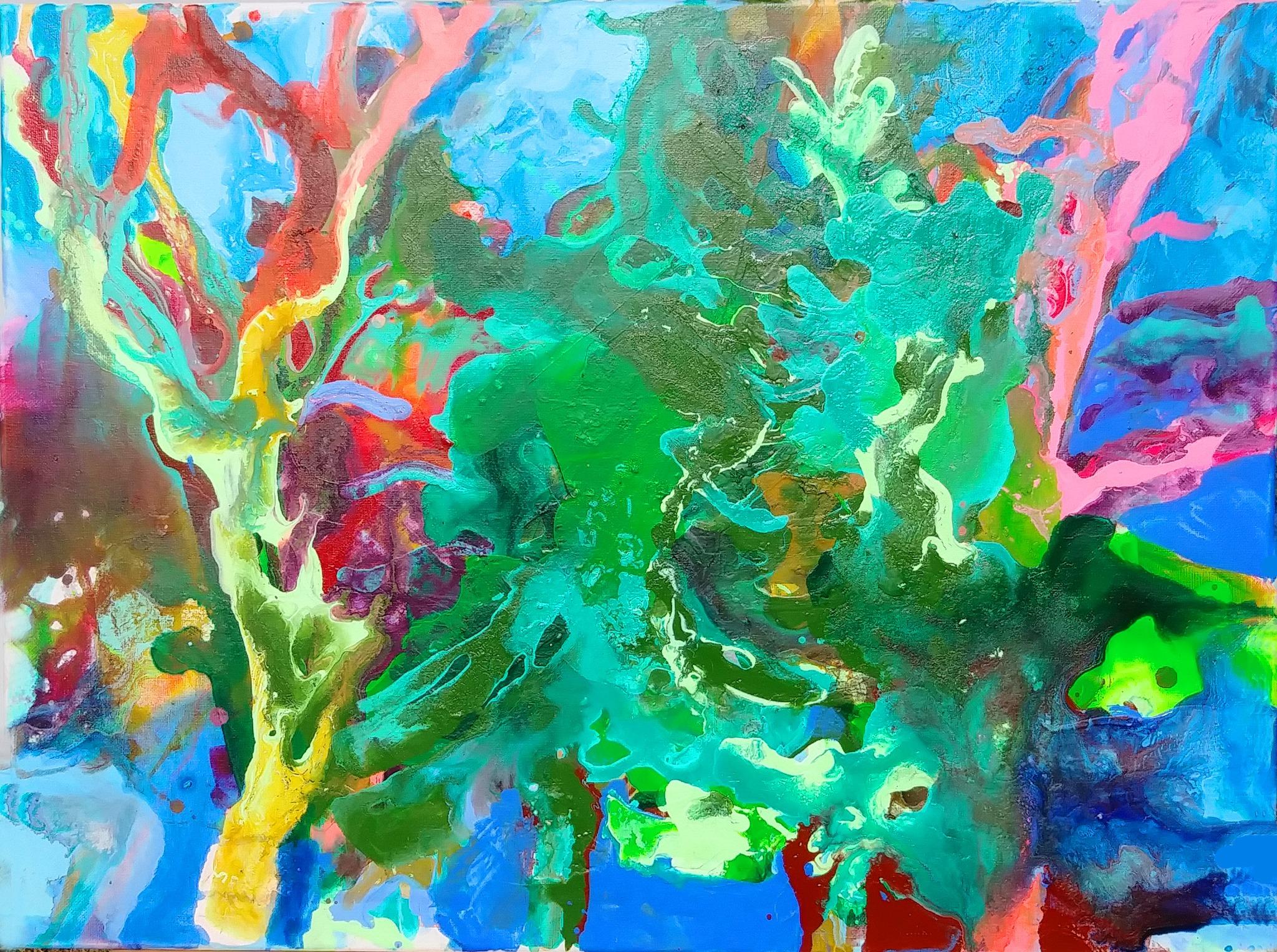 Brooke-McGowen-Entanglement(manzanitas,pines&oaks)